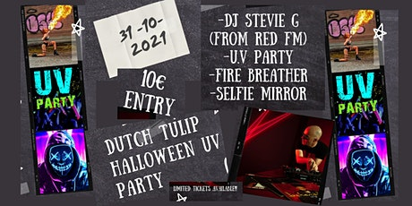 The Dutch Tulip UV party with Stevie G tickets