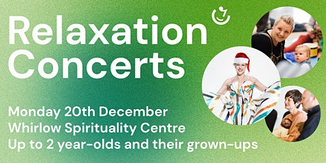 Relaxation Concerts: 11.30am, 20th December   Lindsay Dracass (Christmas) tickets