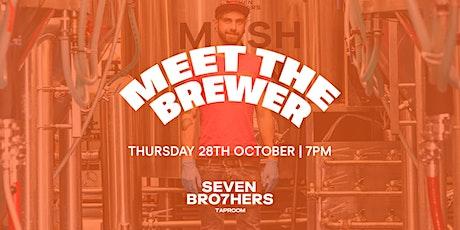 Seven Bro7hers Meet the Brewer tickets
