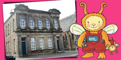 Bookbug at Grangemouth Library tickets