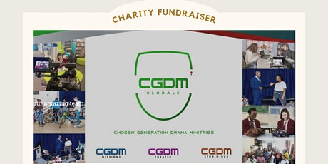 Network & Glow Up Charity Fundraiser with CGDM GLOBALE! tickets