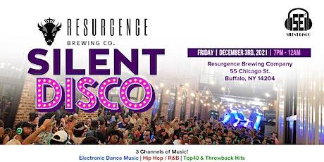 Resurgence Brewery Silent Disco tickets