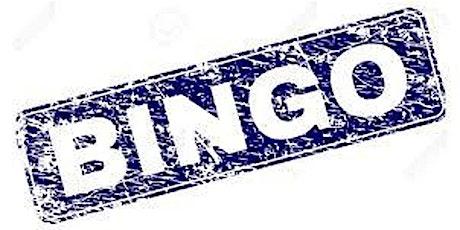 Back the Blue Bingo tickets