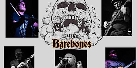BAREBONES live at Rhythm & Brews tickets