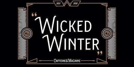 Caffeine&Machine. Great Gatsby New Year's Eve Celebration tickets