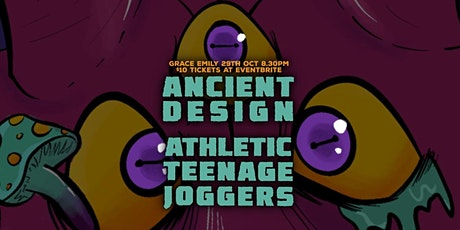 Ancient Design + Athletic Teenage Joggers tickets