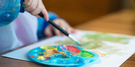 Young Artists Club - Family Painting Session tickets