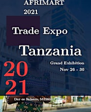 AFRIMART 2021 TRADE EXPO tickets