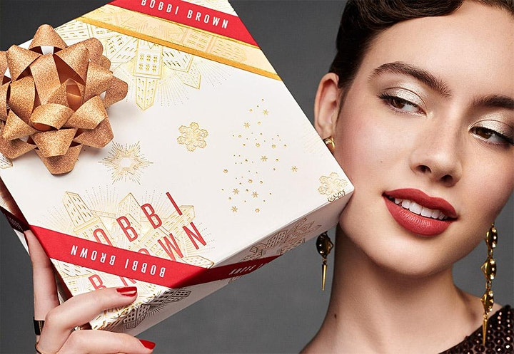 "Bobbi Brown & Clinique Masterclass: Beauty & Makeup ""Christmas Wishlist"" image"