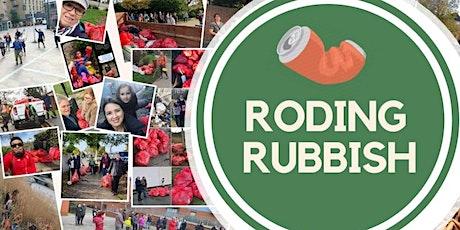Roding Rubbish - November Litterpick tickets