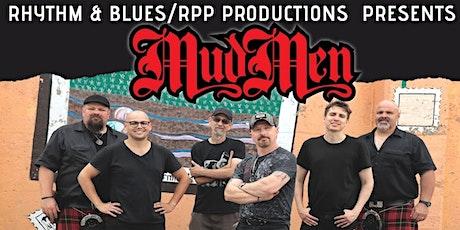 MUDMEN live at Rhythm & Brews tickets