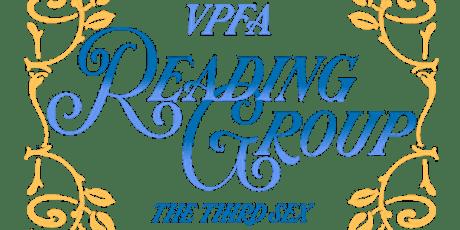 Third Sex Reading Group - Paris 1900 tickets