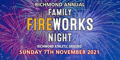 RICHMOND FIREWORKS 2021 tickets