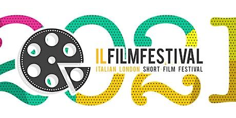 Italian London Short Film Festival (ILFF) 2021 tickets