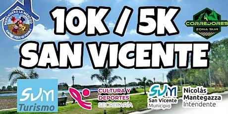 10k / 5k San Vicente Carrera Solidaria entradas