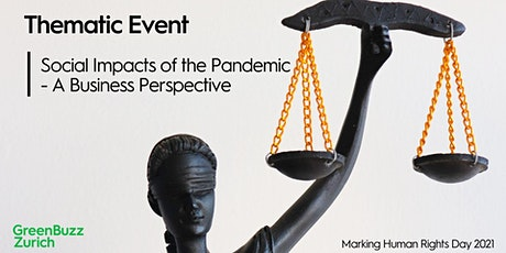 Thematic Event: The Social Impact of the Pandemic - A Business Perspective billets
