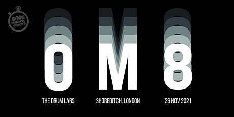 OM8LIVE - The One Minute Briefs Annual Event tickets
