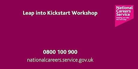 Leap Into Kickstart workshop - North Tyne tickets