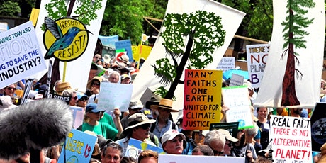 How can faith-based organisations address climate change? tickets