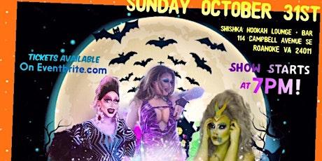 Level 3 Presents: Downtown Diva's Drag Halloween Spooktacular tickets