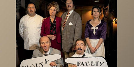 Faulty Dining at Mac Arts tickets