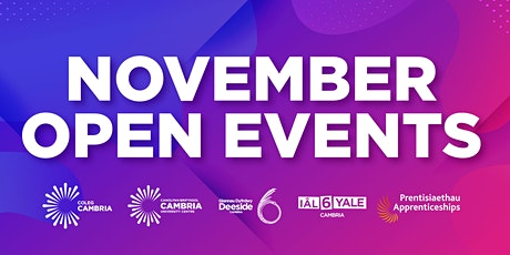 November Open Event  - Yale tickets