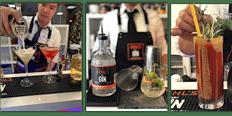 Gin & Cocktails Workshop Tickets