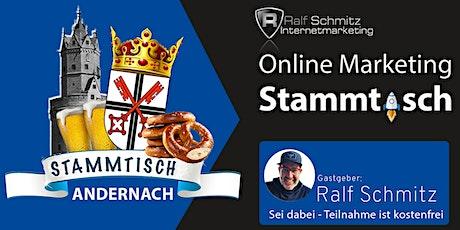1. Onlinemarketing-Stammtisch Andernach Tickets