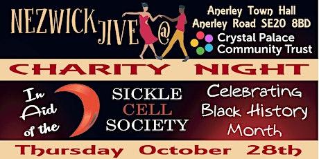 Nezwick Jive Charity Night tickets