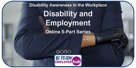 Disability and Employment Online Series (DE5P-02) tickets