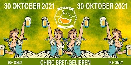 Oktoberfest 2021 - Chiro Bret-Gelieren tickets