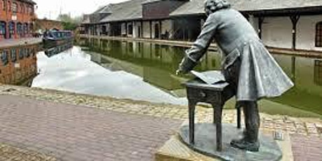 Canals, Coal, Cars and Cloth - A Coventry History Guided Walk tickets