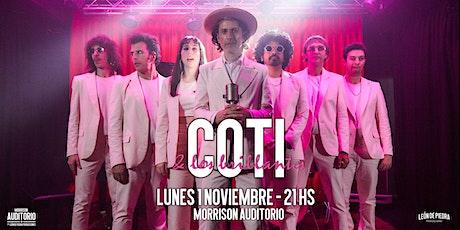 COTI & Los Brillantes  en Villa Mercedes entradas