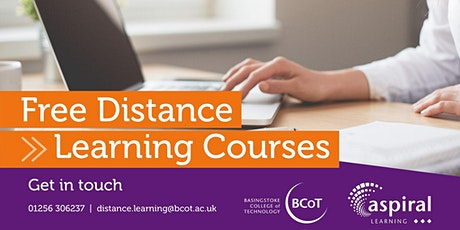 Information, Advice and Guidance (Distance Learning) tickets