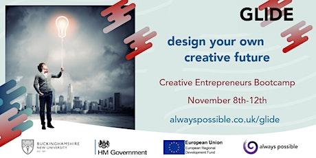 Creative Entrepreneurs Bootcamp tickets
