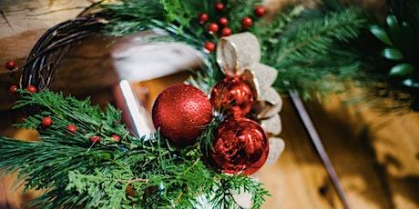 Waverley Workshops: Holiday Jumpstart Wreath & Urn Event tickets