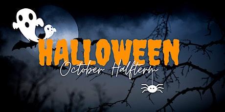 Half Term Halloween activities tickets