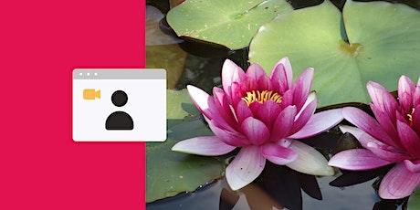 Get Drawing: Lotus Flowers Workshop tickets