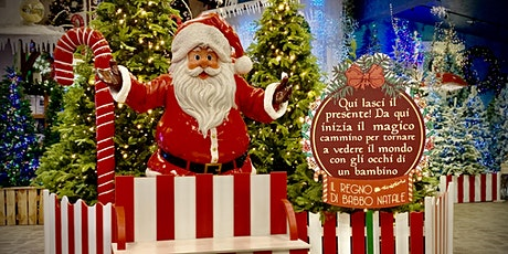 WeekEnd ingresso gratuito nel Regno di Babbo Natale 2021 ! biglietti
