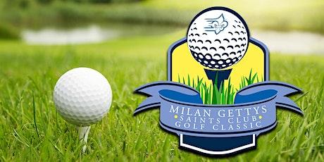 Milan Gettys Golf Classic tickets