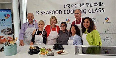 Cooking Class: Korean Seafood tickets