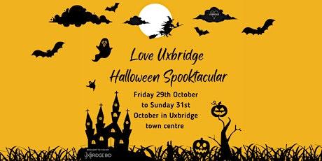 Uxbridge Halloween Spooktacular - Pumpkin Carving tickets