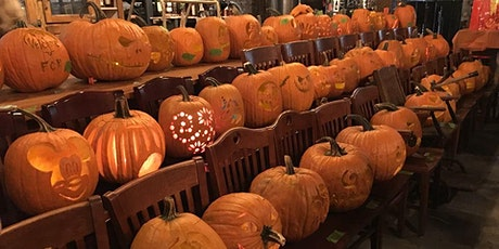 Forest City Brewery Pumpkin Carving tickets
