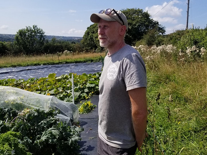 Rich Hardy From Undercover Journalist to Vegan Farmer image