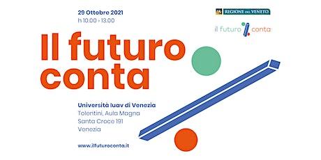 Il futuro conta biglietti
