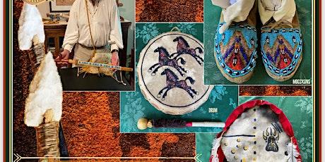 Nov 17 MMATM Native American Cultural Artifacts tickets