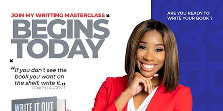 Becoming an Author Masterclass (Session 1) tickets