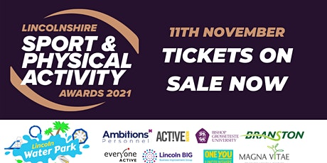 Lincolnshire Sport and Physical Activity Awards 2021 tickets