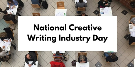 The National Creative Writing Industry Day 2021 tickets