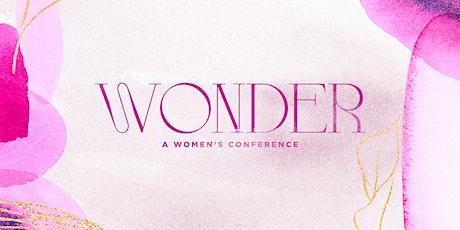 Wonder Conference   Grace Women tickets